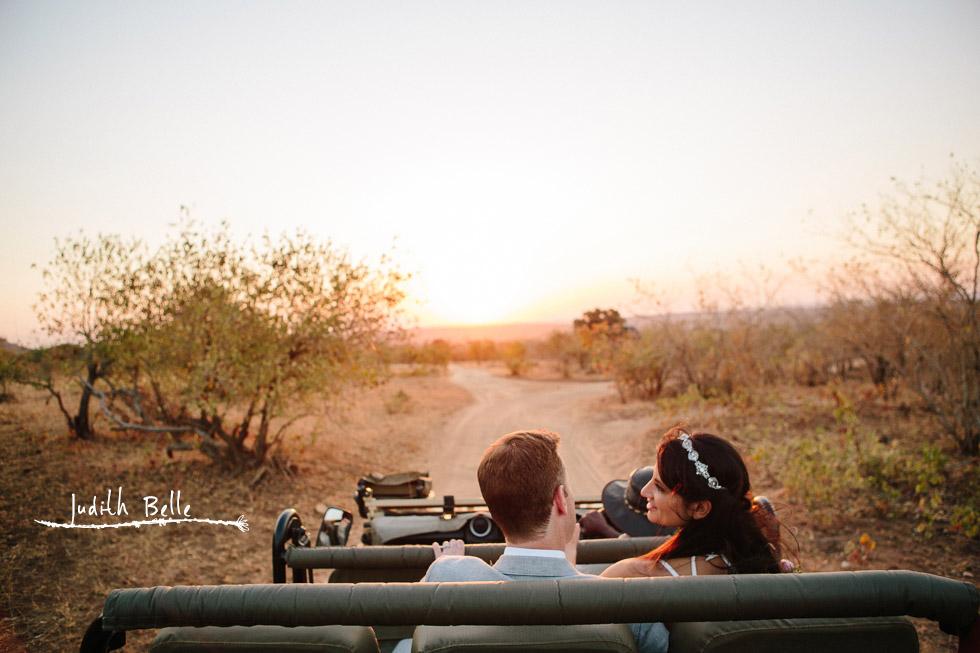 Amazing Safari Destination Wedding in South Africa